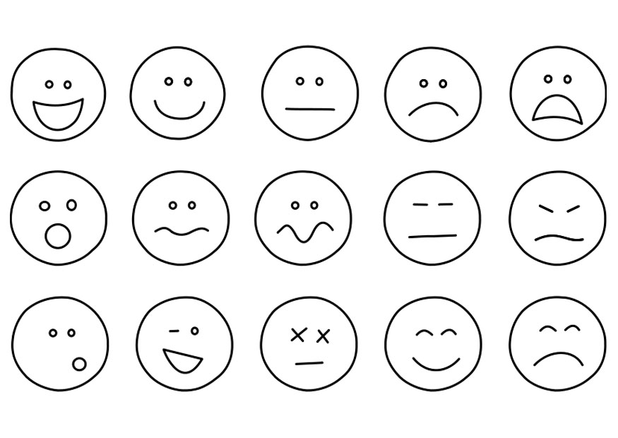 Action clipart emotion. That gooey feeling