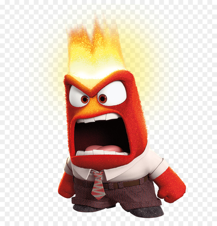 Riley anger disgust clip. Action clipart emotion