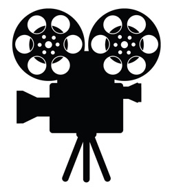 The th annual james. Action clipart filmmaking