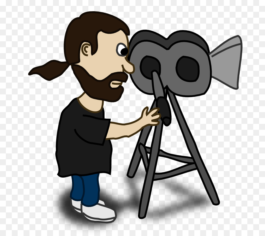 Action clipart filmmaking. Film director photography clip