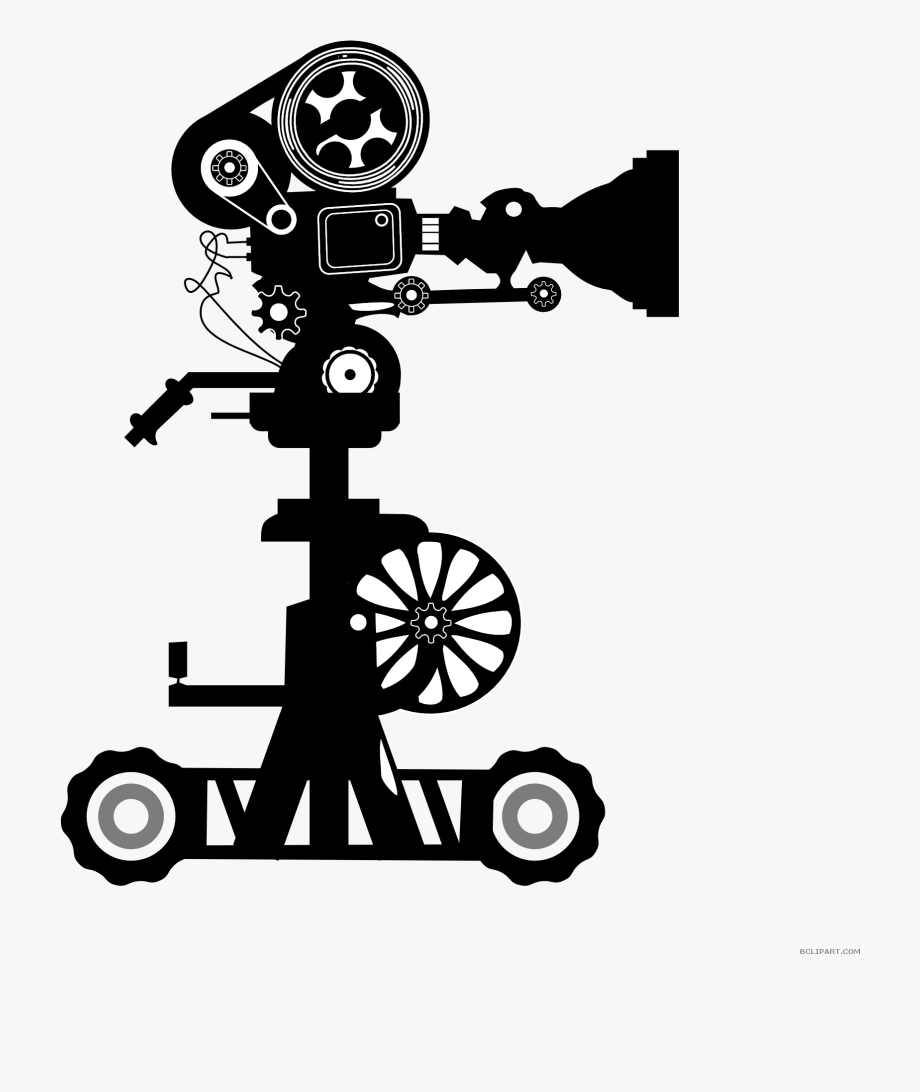 Free film logo png. Photography clipart movie camera