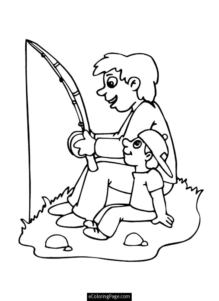 Free cliparts download clip. Fishing clipart black and white