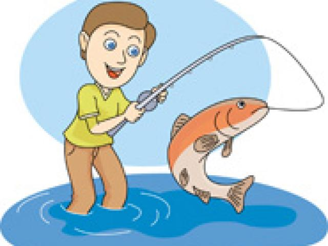 Action clipart fishing. Jacket free on dumielauxepices