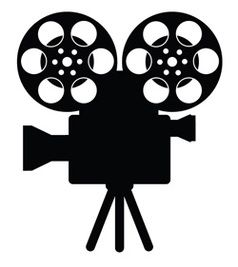 action clipart hollywood