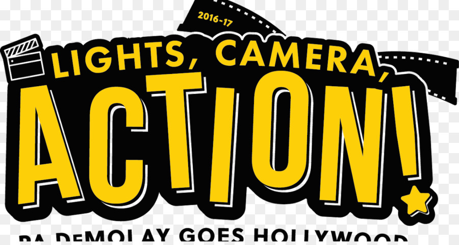 Action clipart hollywood. Igloo lights camera camer