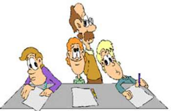 Action clipart honest. Cheating academic dishonesty and