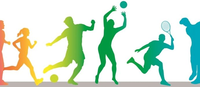 The global action plan. Activities clipart physical education