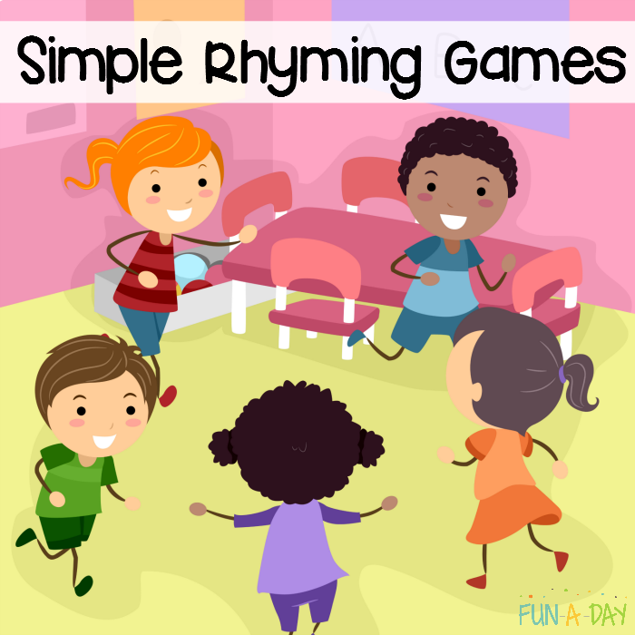 super simple and. Action clipart preschooler