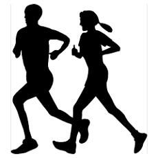 Race clipart cross country. Running clip art posters