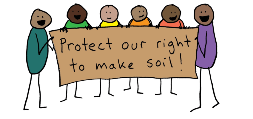 Action clipart self reliance. Webinar resources community compost