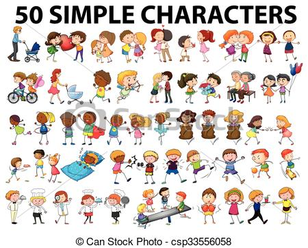 Free station . Action clipart simple