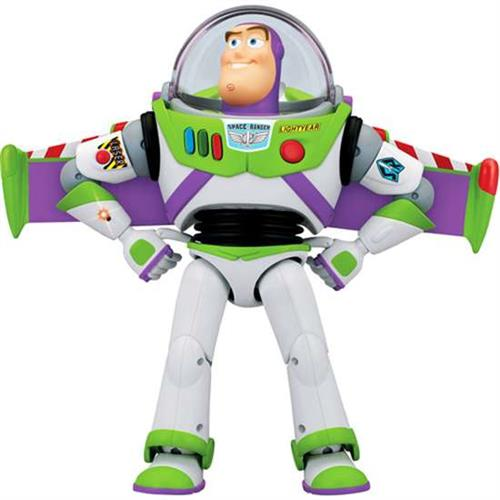 Action clipart story. Buzz lightyear toy panda