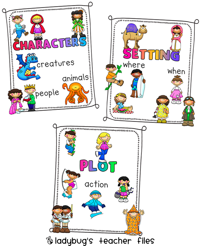 Action clipart story. Summary