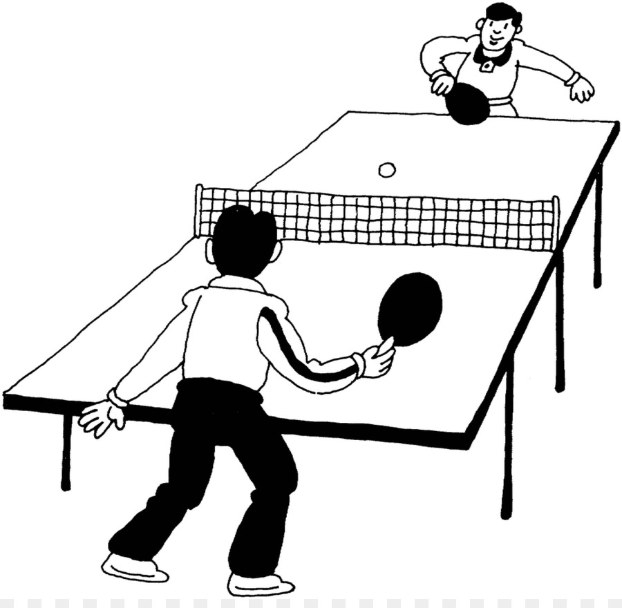 Action clipart table tennis. Play ping pong paddles