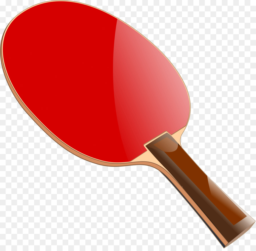 Racket clip art red. Action clipart table tennis