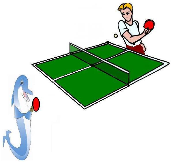Ma long tabletenniscoaching com. Action clipart table tennis