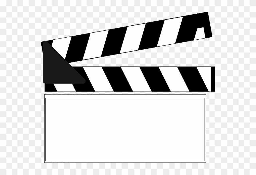 Action clipart transparent. Name badge clapper clip