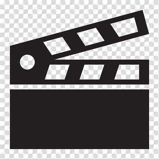 Clapper board illustration film. Action clipart transparent