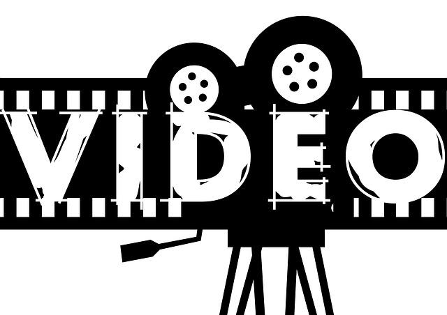 Light camera i mag. Action clipart video production