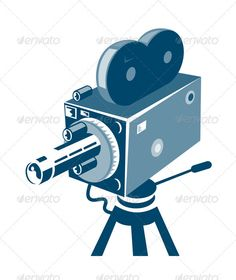 Action clipart video production. Clapper board clapboard movie