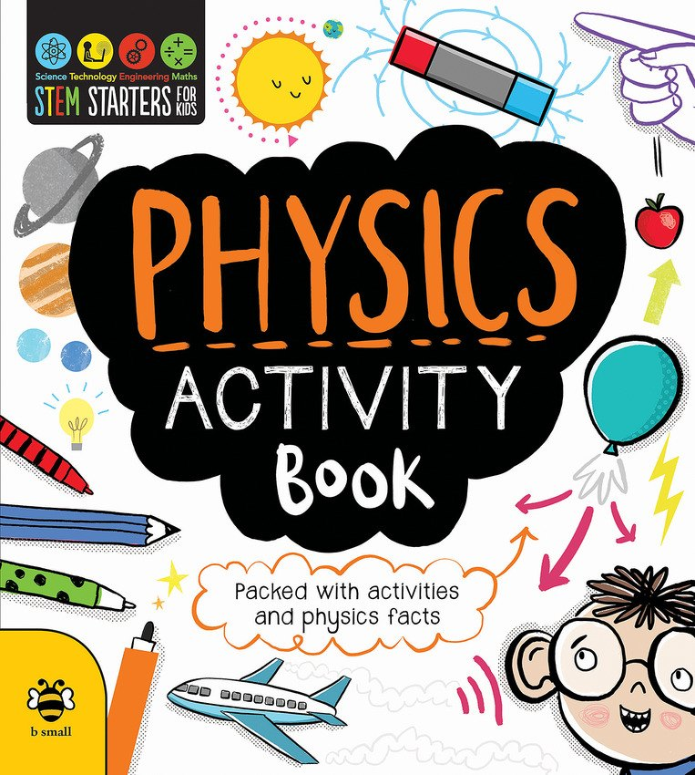Activities clipart activity book. Physics stem