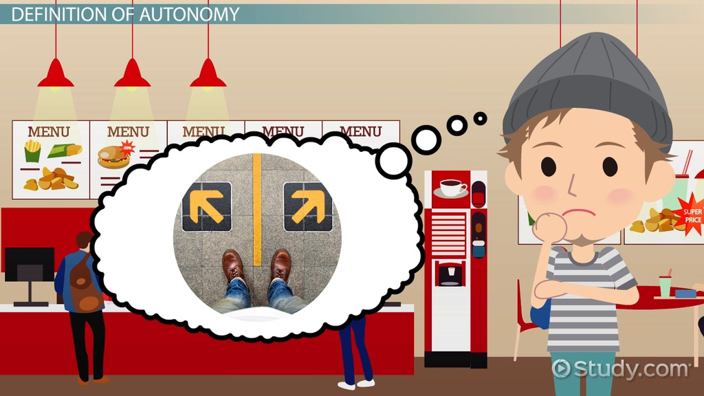 Activities clipart autonomy. What is definition ethics