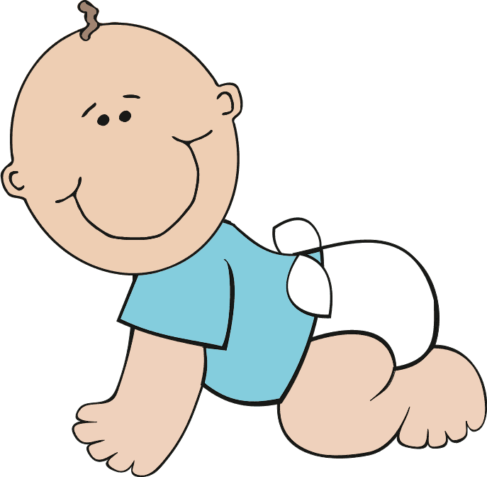 Wyatt wednesday clip art. Activities clipart baby