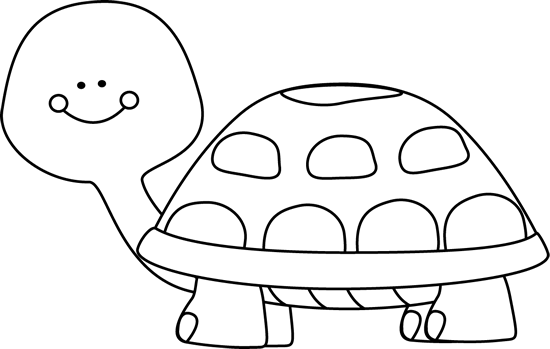 Activities clipart black and white. Turtle kid stuff pinterest