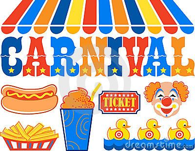 Clip art eps stock. Activities clipart carnival