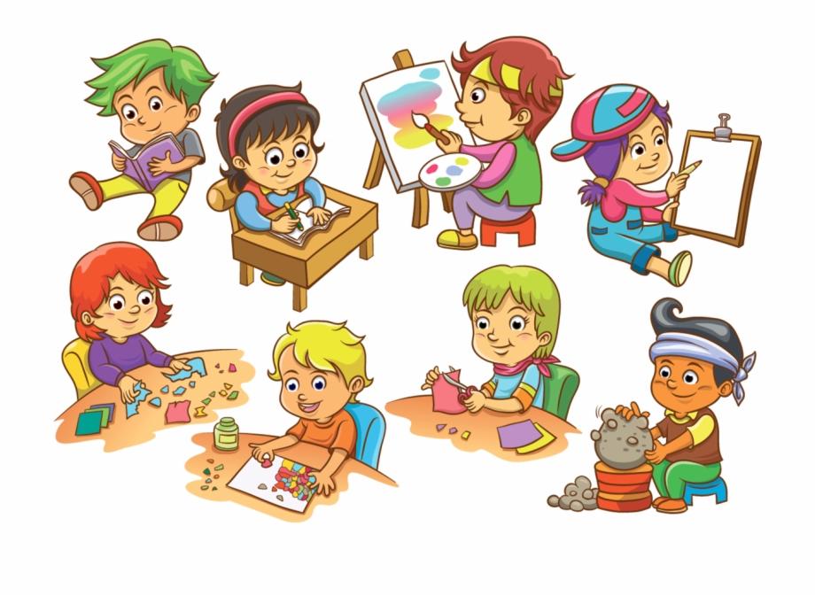 activities clipart cartoon
