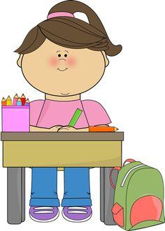 Supply monitor job clip. Activities clipart classroom