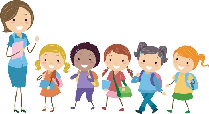 First day of class. Activities clipart classroom