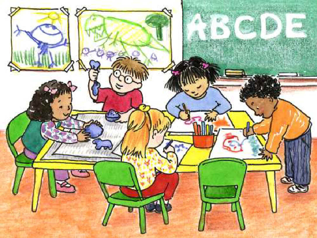 Msuresourcesforteaching learning centers . Activities clipart classroom