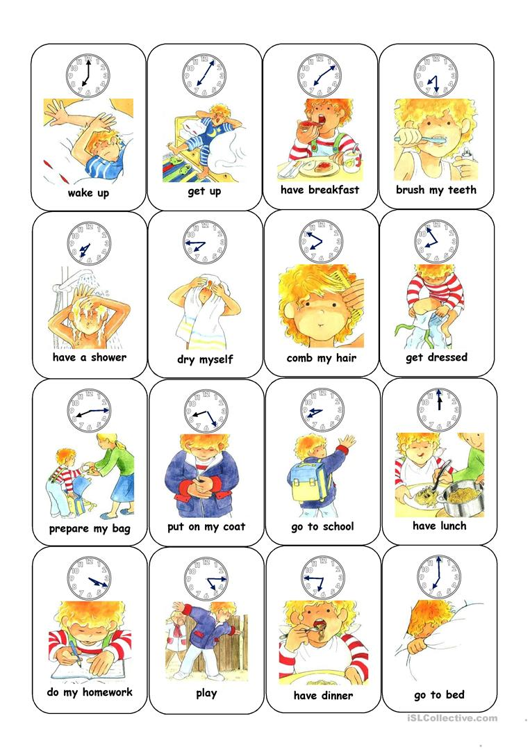 free esl worksheets. Activities clipart daily