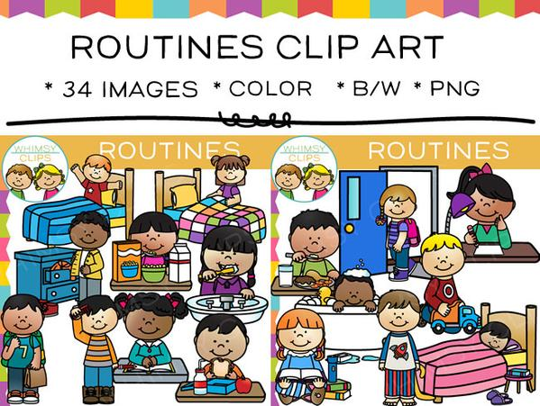 Activities clipart daily. Clip art images illustrations