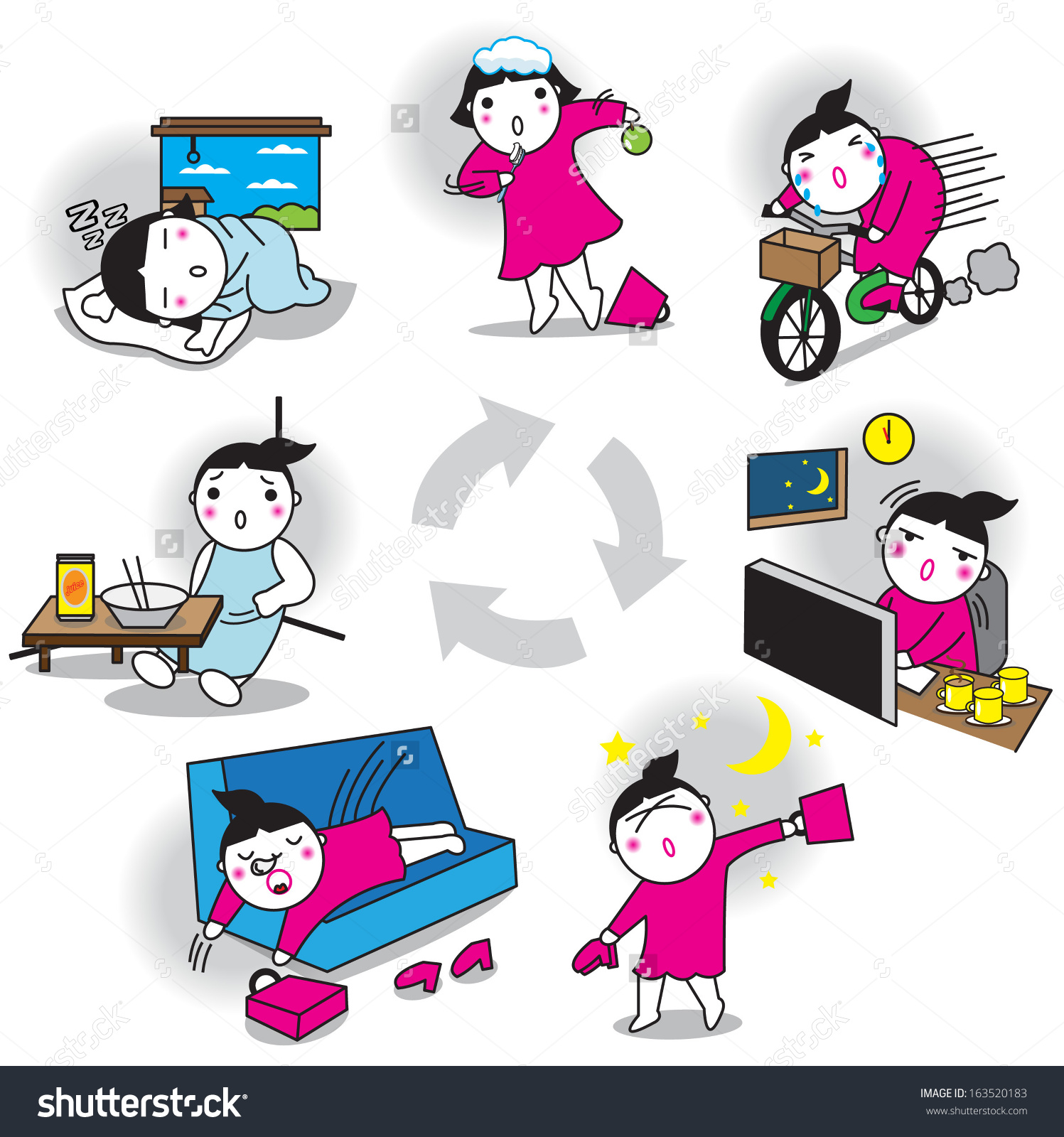 Activities clipart daily. Life free collection download