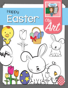 Is coming and the. Activities clipart easter