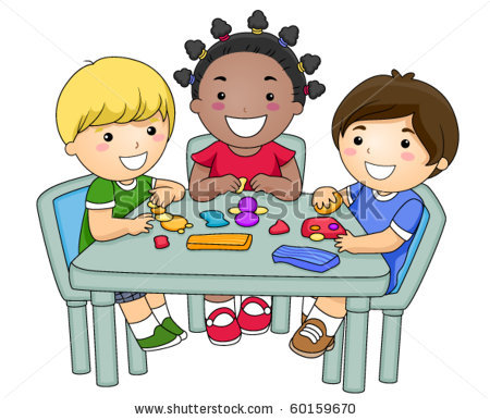 collection of small. Activities clipart group