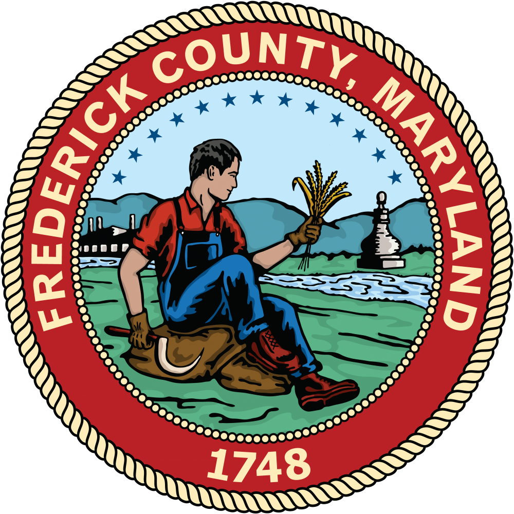 Frederick county maryland department. Activities clipart human activity