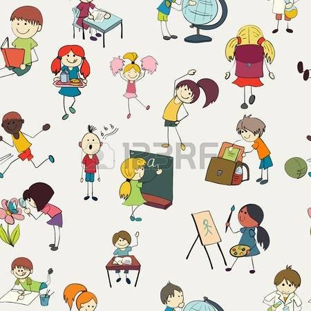 Activities clipart illustration. Class