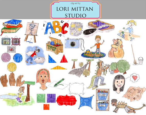 Free fun cliparts download. Activities clipart illustration