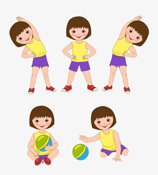 Cartoon girl room png. Activities clipart indoor activity