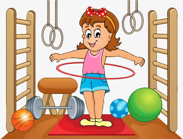 Cartoon Room Movement, Activity Room, Activity, Indoor Activities ...