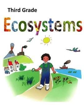 Activities clipart interdependence. Ecosystems rd grade common