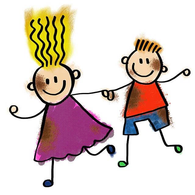 Leisure activities for kids. Kind clipart kind kid