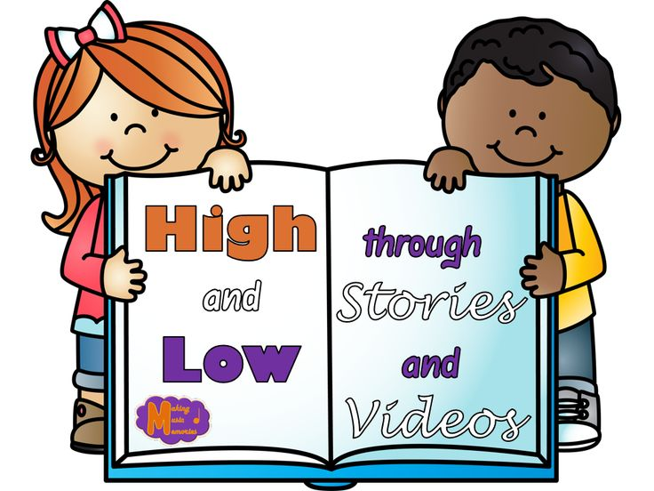 best high low. Activities clipart music lesson