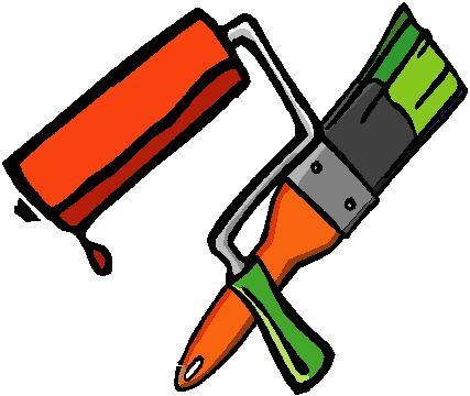 Tools toolbox toolbelt pinterest. Activities clipart painting