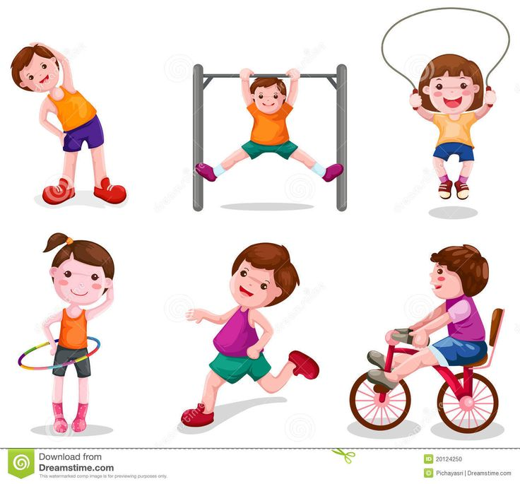 best activity images. Activities clipart physical education