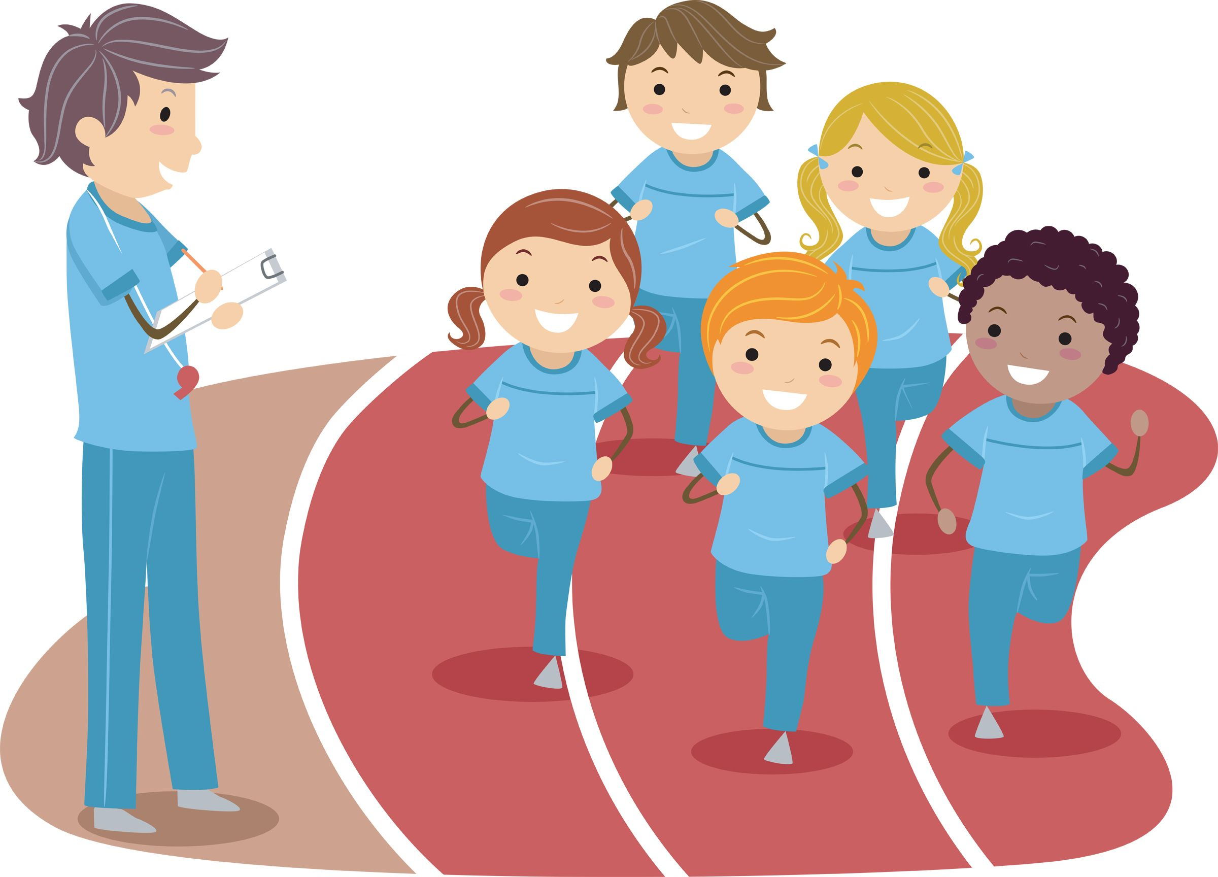 Resource prek hundreds of. Activities clipart physical education