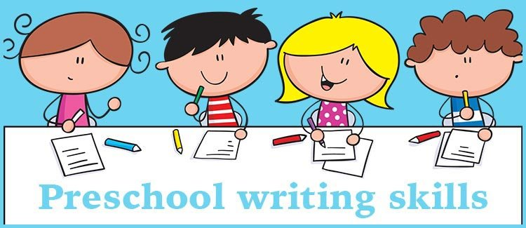 Our favorite writing worksheets. Activities clipart preschool